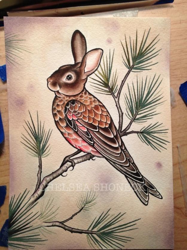 bunnybird elyses bird