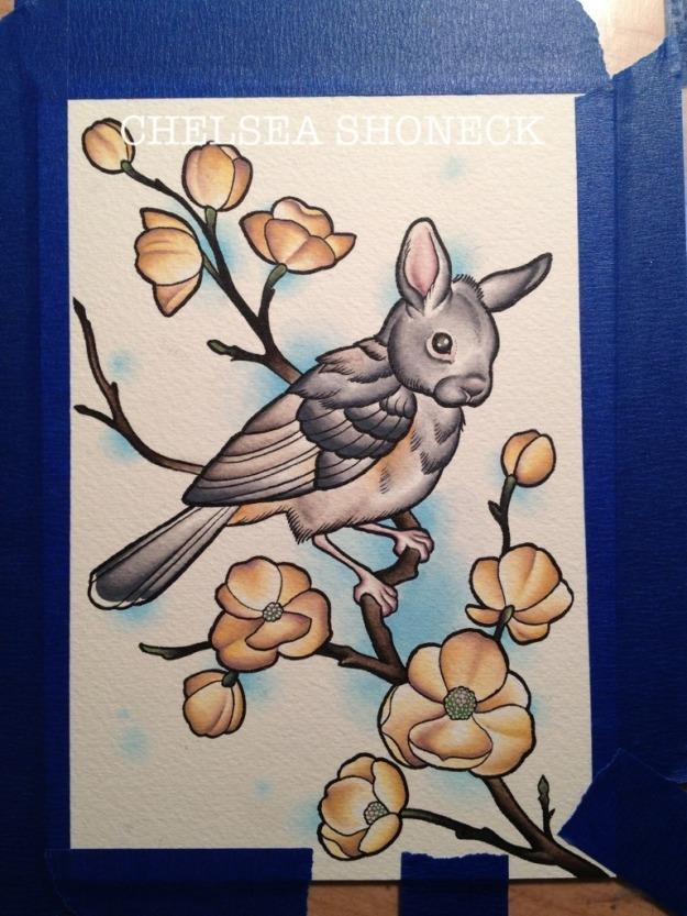 bunnybird titmouse
